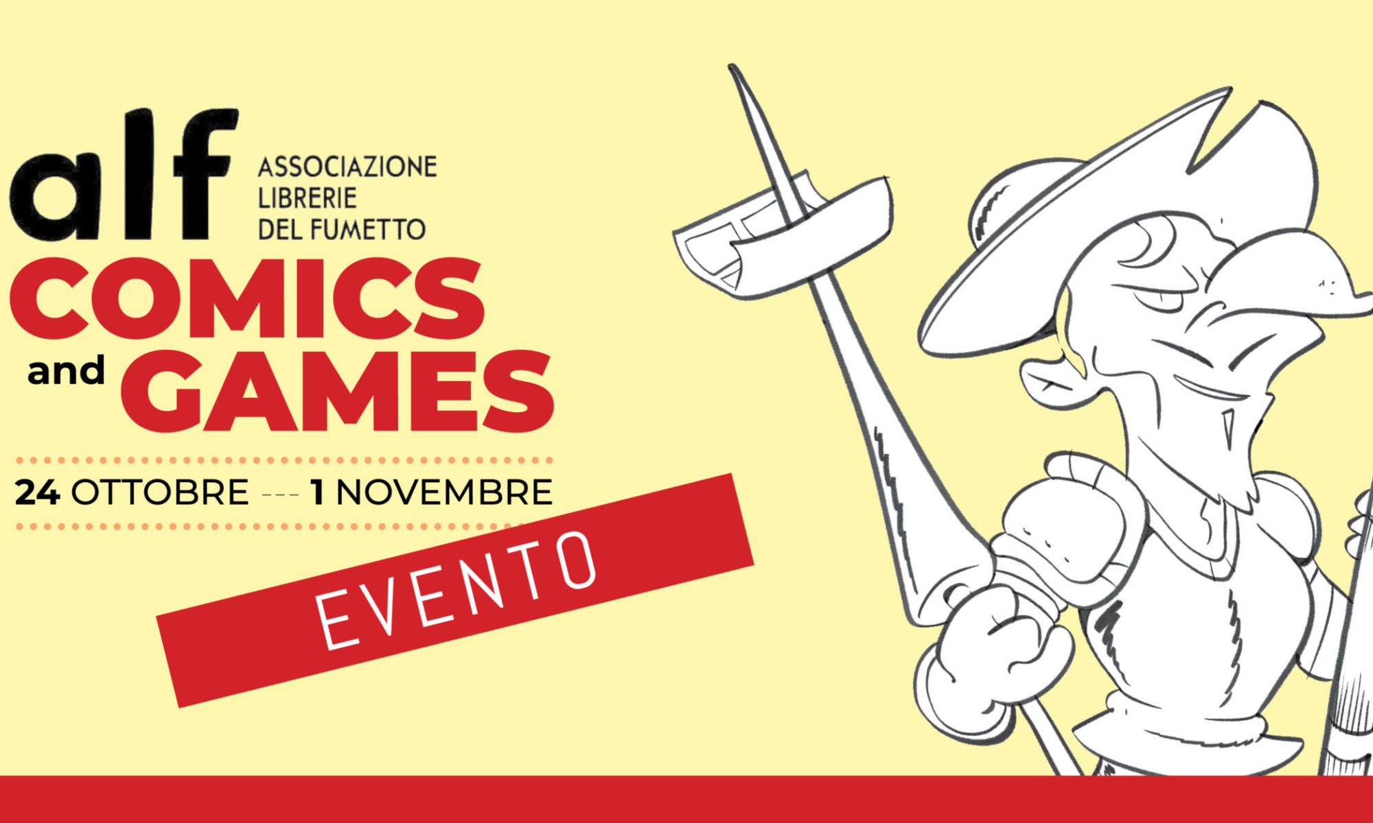 ALF Comics & Games 24/10-01/11/2020